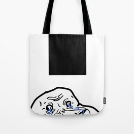 Forever Alone Tote Bag