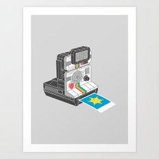 I Shot The Sheriff  Art Print