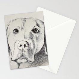 The Look of Labrador Love Stationery Cards