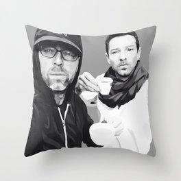 Cup of tea... Throw Pillow