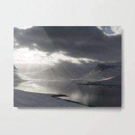 Westfjords Metal Print