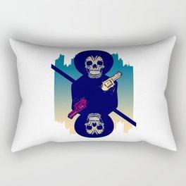 Up the Ante Rectangular Pillow