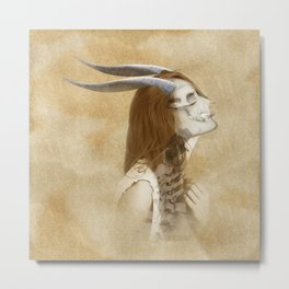 Horn 2 Metal Print