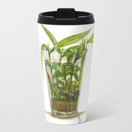 Ginger Tea (or adrak ki chai) Travel Mug