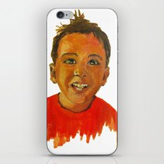 Raul iPhone & iPod Skin