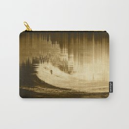 Surfing life (gold edition) Carry-All Pouch