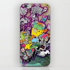 happy world iPhone & iPod Skin