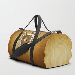 d20 Viking Warrior Duffle Bag