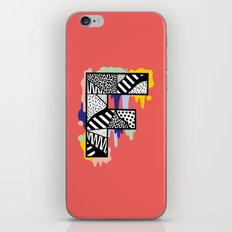 F for ... iPhone Skin