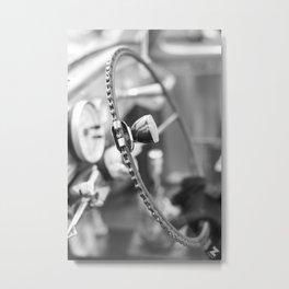 Hotrod Metal Print