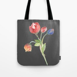 tulips (version #2) Tote Bag