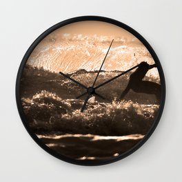 Mitch's 5pm Wall Clock