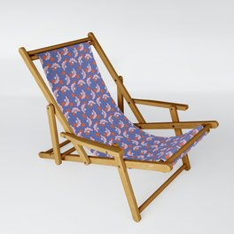 JUN - purple & pink Sling Chair