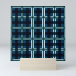 Glenross blues Mini Art Print