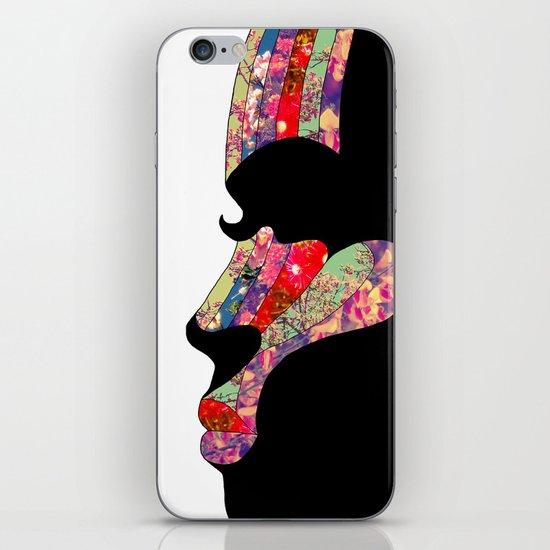 EL PERFIL iPhone & iPod Skin