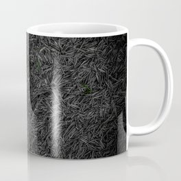 Needle Carpet Green Color Pop Coffee Mug