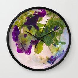 forbidden love 2 Wall Clock