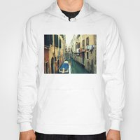 venice Hoodies featuring Venice by Mr & Mrs Quirynen