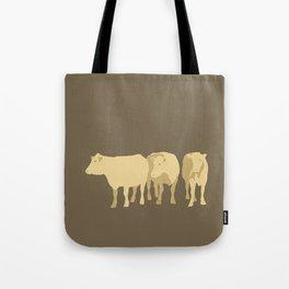 mama cows Tote Bag