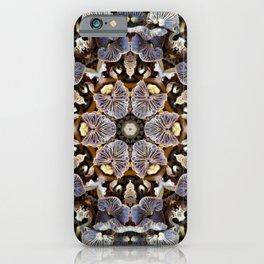 Mushroom Mandala 2 iPhone Case