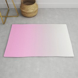 Rose Ombre Rug