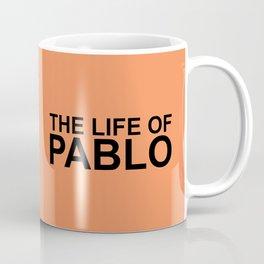 The Life of Pablo Coffee Mug