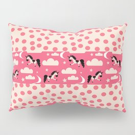 Unicorn Pink patchwork Pillow Sham