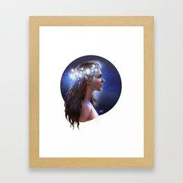Stars eternal Framed Art Print