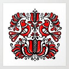 Korond Art Print
