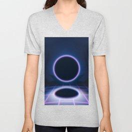 ECLIPSE 2043 Unisex V-Neck