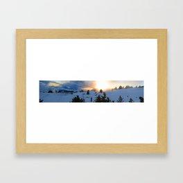 Timberline Framed Art Print