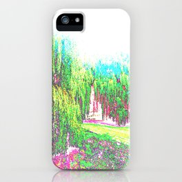 Willows iPhone Case