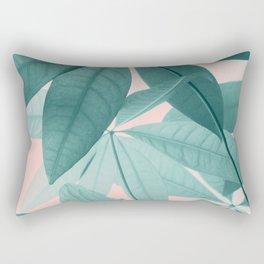 Pachira Aquatica #5 #foliage #decor #art #society6 Rectangular Pillow