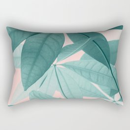 Pachira Aquatica #5 #foliage #decor #art #society6 Rectangular Pillow