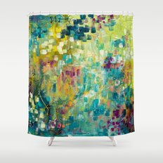 Rays of Joy Shower Curtain