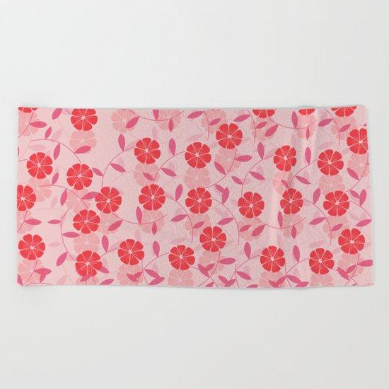 Pattern 69 Beach Towel