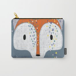 Pencil Fox Carry-All Pouch