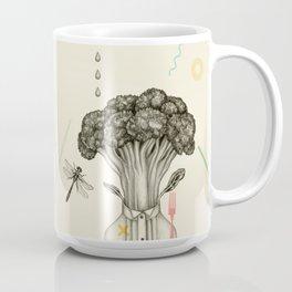 Mr. Broccoli Coffee Mug