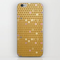 Honeycomb iPhone & iPod Skin