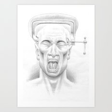 My Only Vice Art Print