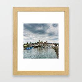Rapperswil Castle Framed Art Print