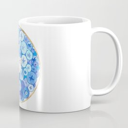 Blueberry Coffee Mug