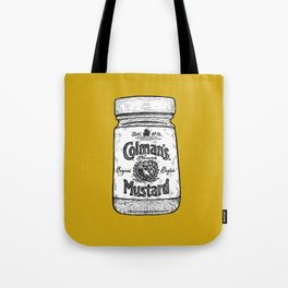 The King of Condiments Tote Bag