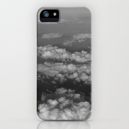 cloud iPhone Case