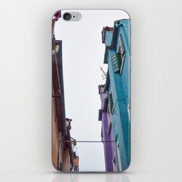 Urban Color iPhone Skin