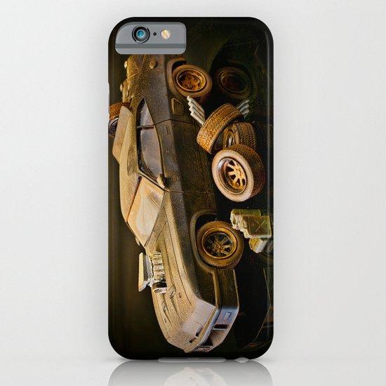 Mad Max Interceptor iPhone & iPod Case