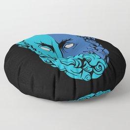 Heraclitus Floor Pillow