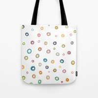 happiness Tote Bags featuring Happiness by Shakkedbaram