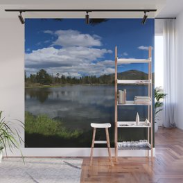 Sprague Lake Reflection Wall Mural