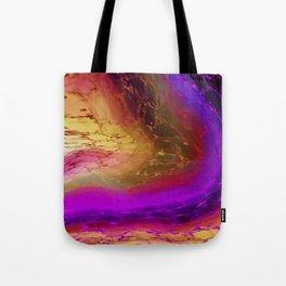 Galaxy Design Tote Bag